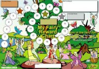 fairy reward chart