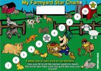 farmyard reward chart