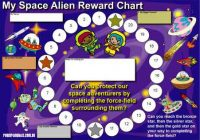 space alien reward chart